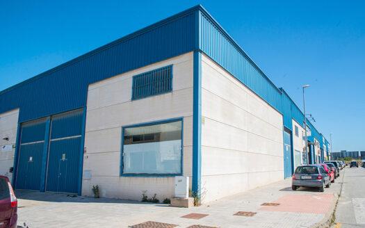 Nave industrial en alquiler en Málaga