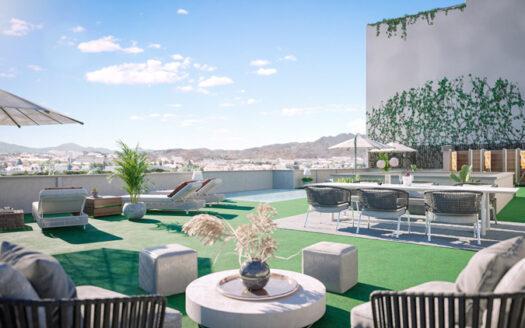apartamentos en venta Malaga