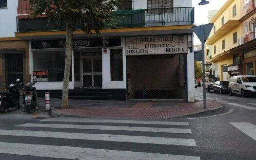 local comercial mijas